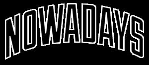 Nowadays Black Logo e1507866056849