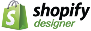 shopify designer logo